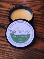 Magical Mystery Mint CBD Lotion
