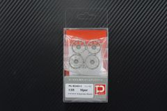 "1/25 Viper F18"" R19"" Sidewinder Wheels Set"
