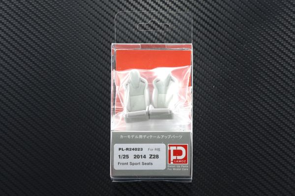 1/25 2014 Z28 Front Sport Seats Set