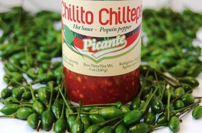 Chiltepe, Chilito Chiltepe, Picante, Chile, Hot Sauce, Hot Salsa, Spicy Sauce, The best salsa.