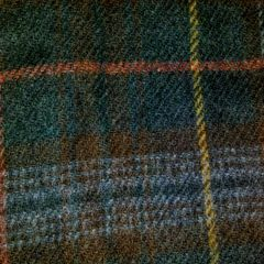 Scottish Brushed Wool Travel - Stadium Blanket by Hector Russell of Inverness