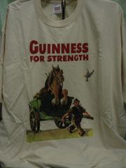 Guinness for Strength Horse - T-shirts