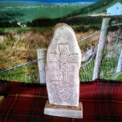 Celtic Standing Stone Slab - Celtic Imagery of Cornwall