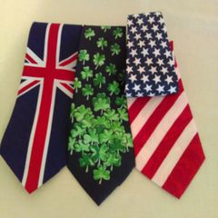 Ties - Country Flags by Executive Tie Designers