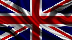 Flags of UK, England, Wales, Ireland, Scotland by Le Pays