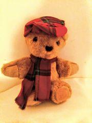"Teddy Bear ""George"" Bears in the Park - Laura Grant of Scotland"