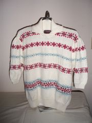 Ladies Cotton Casual Sweater by Concept of Wales