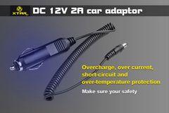XTAR SP, VP, WP, XP4 Series Car Adapter