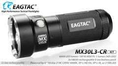 EagTac MX30L3-CR (RECHARGEABLE)