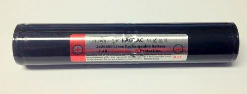 EagTac SX25L2 / SX30L2 R33 4500mAh Battery Pack