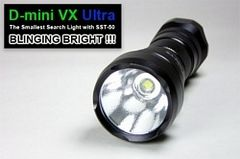 LumaPower D-mini VX Ultra