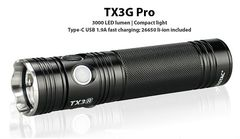 EagTac TX3G Pro MKII (RECHARGEABLE)