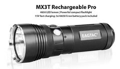 EagTac MX3T Pro (RECHARGEABLE)
