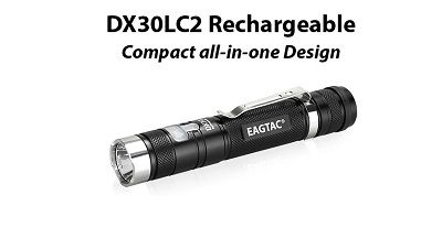 EagTac DX30LC2-R (RECHARGEABLE)