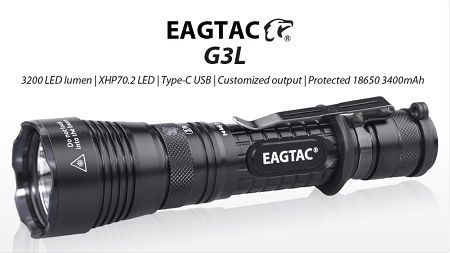 EagTac G3L (RECHARGEABLE)