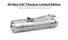 EagTac D3C Ti TITANIUM CLICKY