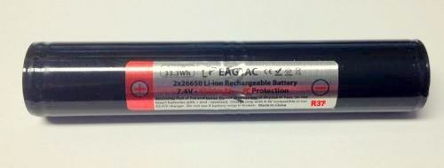 EagTac SX25L2 / SX30L2 R37 5000mAh Battery Pack