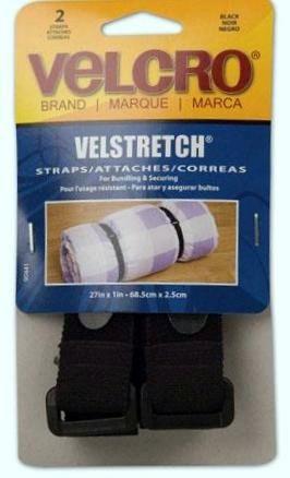 Velcro Velstrech Strap (2-pack)