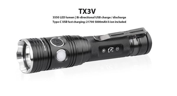 EagTac TX3V (RECHARGEABLE)
