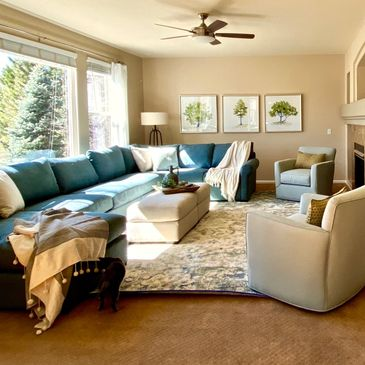 Interior Design, Golden Colorado