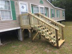 4x4 Deck