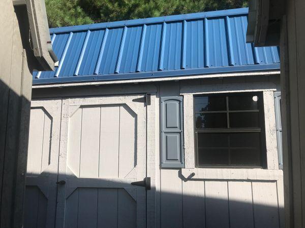 10x16 Driftwood/Blue