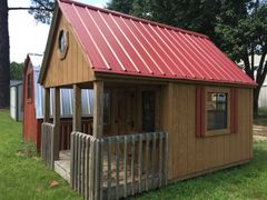 Cedar/Red Playhouse