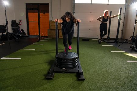 baltimore personal training for women