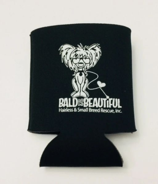 Bald is Beautiful Koozies