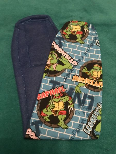 Ninja Turtles Belly Bands for Male Dogs - Various Sizes