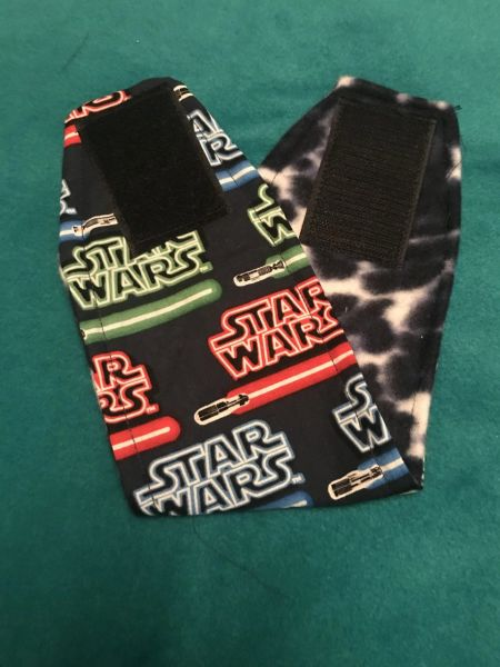 Star Wars Belly Bands for Male Dogs - Various Sizes