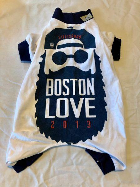 Boston Love Tee Jammie - Standard Small