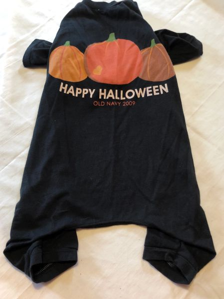 Happy Halloween Tee Jammie - Standard Medium