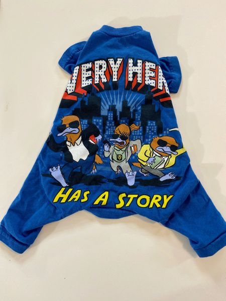 Every Hero Tee Jammie - Standard Small