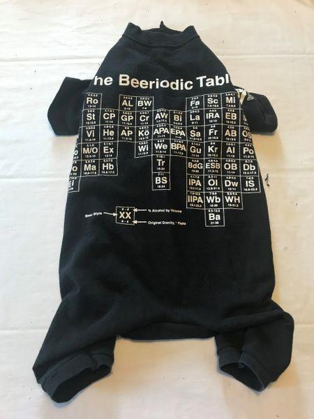 Beeriodic Table Tee Jammie - Standard Large