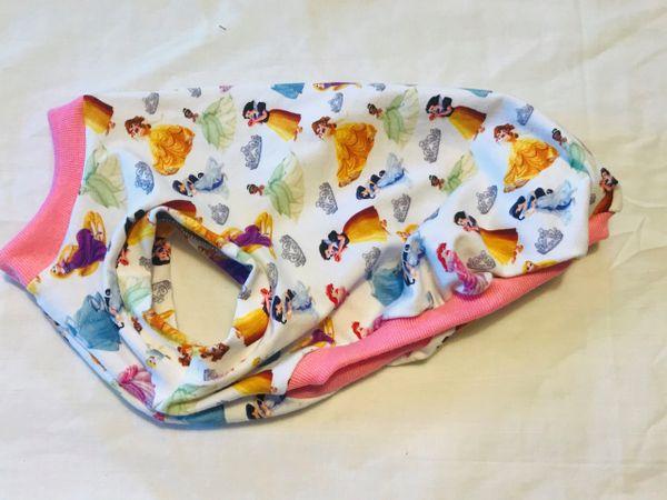 Princess Sleeveless Knit Pet Shirt - Small, Medium