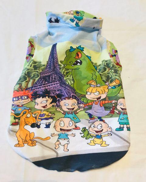 Rugrats Sleeveless Knit Pet Shirt - Extra Small