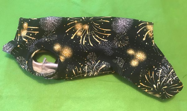 Mickey Fireworks Sleeveless Tee Jammie - Standard Small, Medium