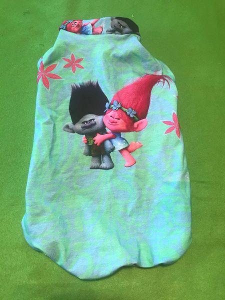Troll Hugs Sleeveless Knit Pet Shirt - Small