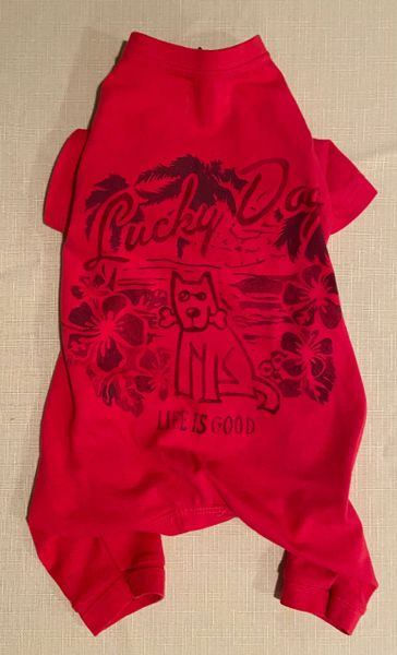 Lucky Dog Tee Jammie - Standard Small