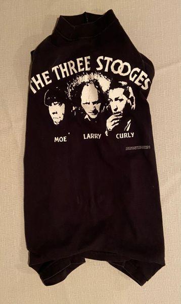The Three Stooges Sleeveless Tee Jammie - Standard Large