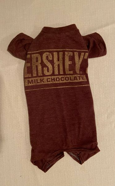 Hershey's Milk Chocolate Tee Jammie - Standard Extra Small