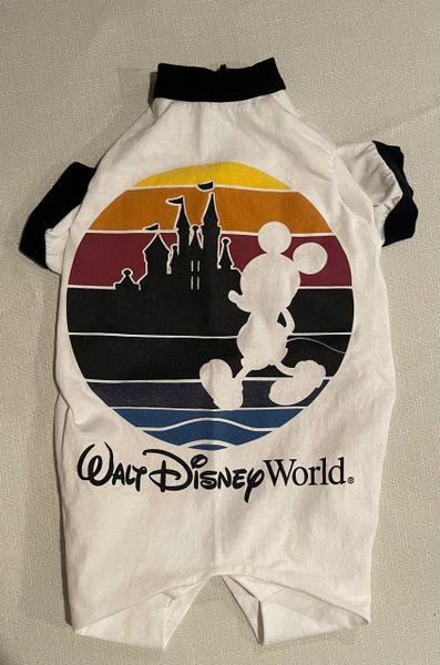 Walt Disney World Tee Jammie - Standard Large