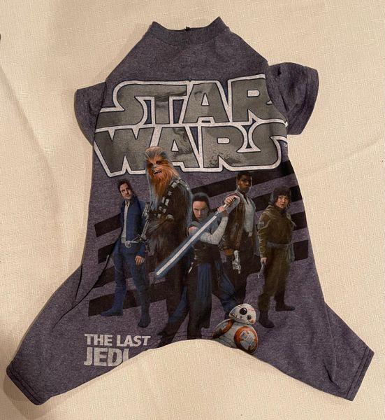 Star Wars The Last JEDI Tee Jammie - Standard Large