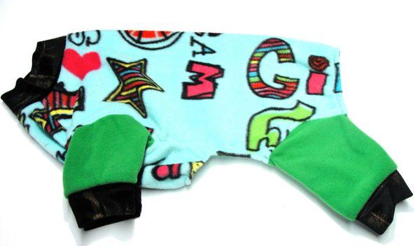 Team Girl Fleece Jammies - Roomy Assorted Sizes