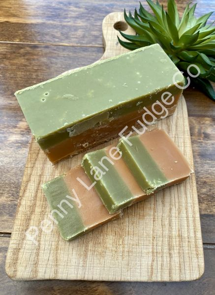 Gin and Lime Fudge
