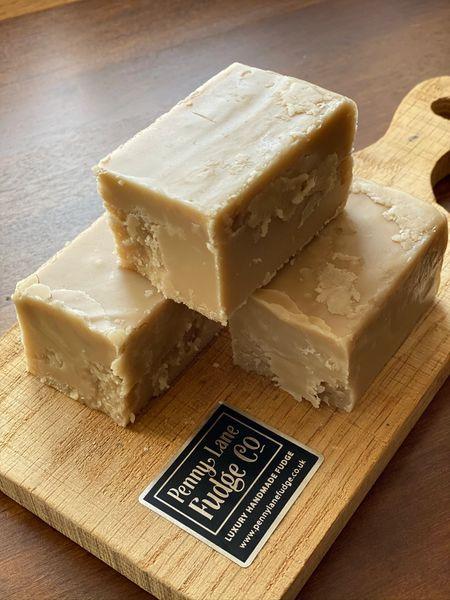 Vegan / Dairy Free Vanilla Fudge (Contains Almond Milk, Gluten Free)