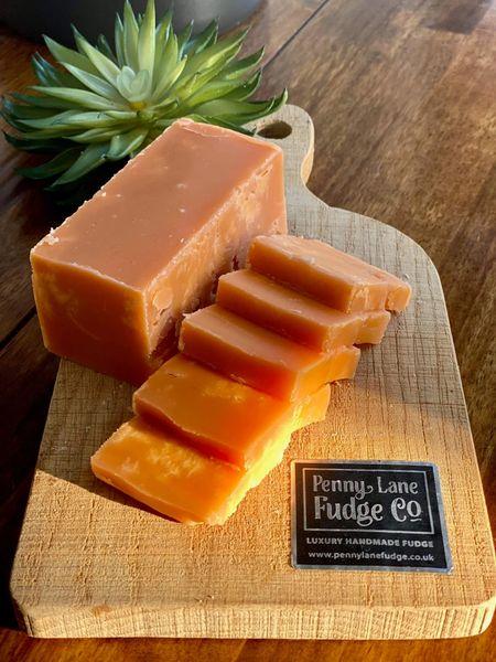 Vegan / Dairy Free Orange Fudge (Contains Almond Milk, Gluten Free)