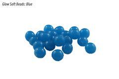 Glow Soft Beads: Blue