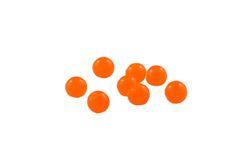 Soft Beads: Orange Haze.